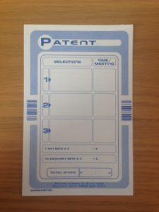 patent bet