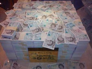 Biggest Accumulator Wins (£1 Million +)